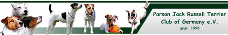 Parson Jack Russell Terrier Club Germany e.V.